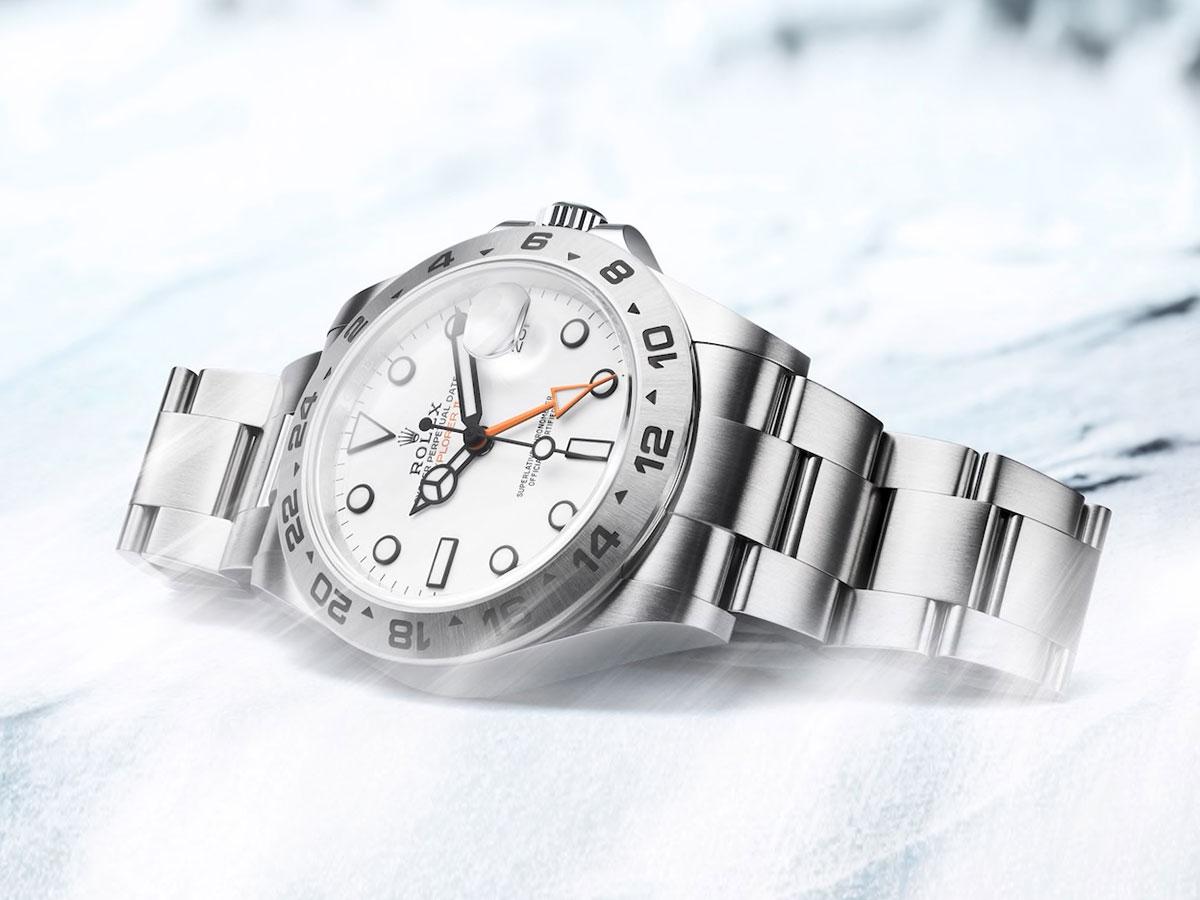 Rolex giới thiệu 16 mẫu đồng hồ mới cho 2021 2