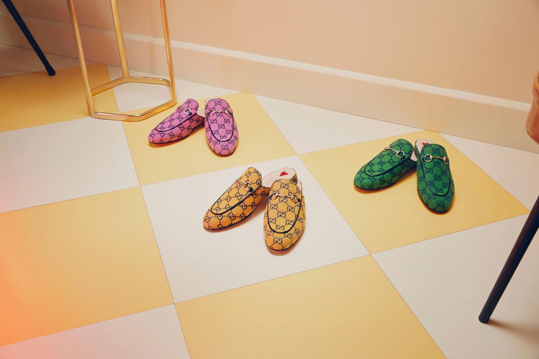 Gucci Multicolor: Bộ sưu tập màu cầu vồng cho Hè 2021 4