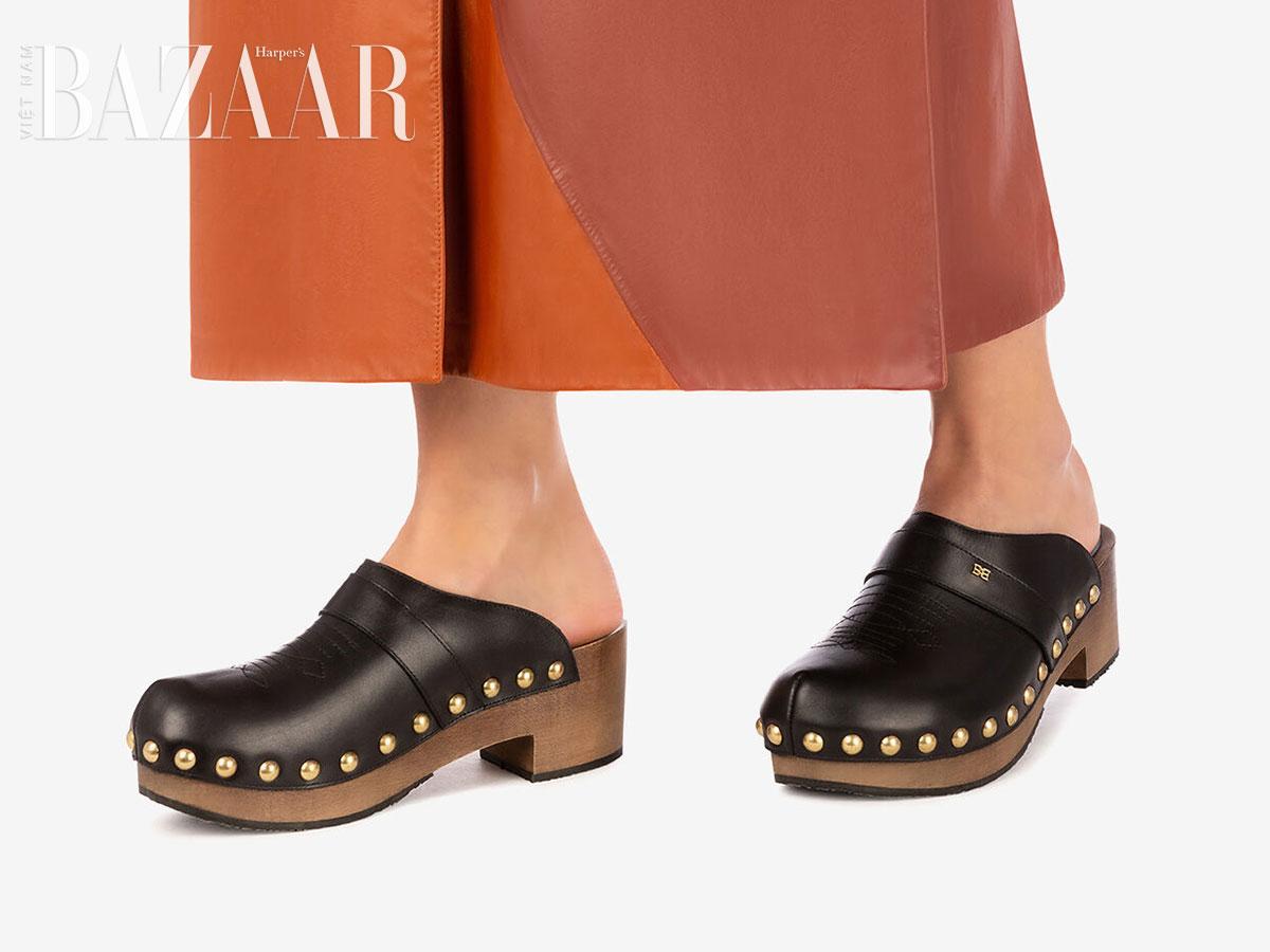 Giày clog là gì và vì sao những đôi guốc gỗ này trở lại mùa Xuân Hè 2021 9