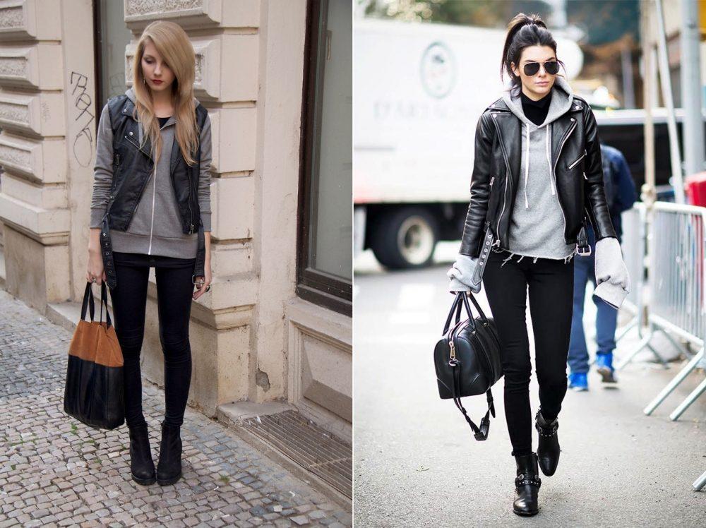 Cách phối đồ với áo hoodie: Phong cách cool ngầu
