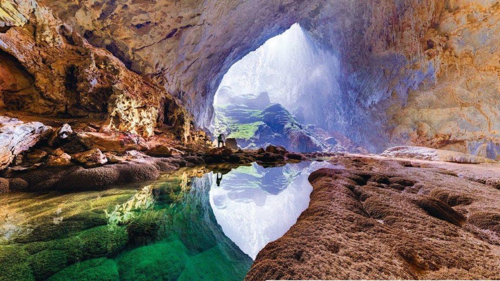 Động Phong Nha, một địa điểm du lịch Quảng Bình