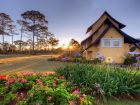 khách sạn đẹp ở Đà Lạt: bình an village