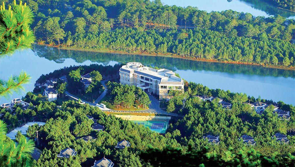 Khách sạn đẹp ở Đà Lạt: Dalat Edensee Lake Resort & Spa