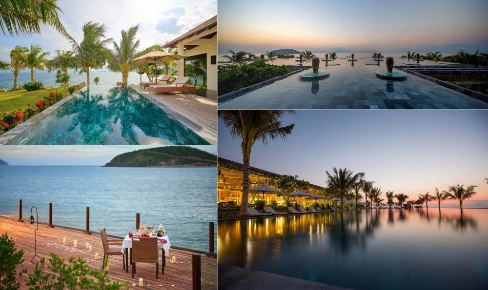 Amiana resort là nơi lý tưởng để tổ chức hội nghị, tiệc cưới, team-building với quang cảnh thuộc hàng cao cấp và đẹp nhất Việt Nam.