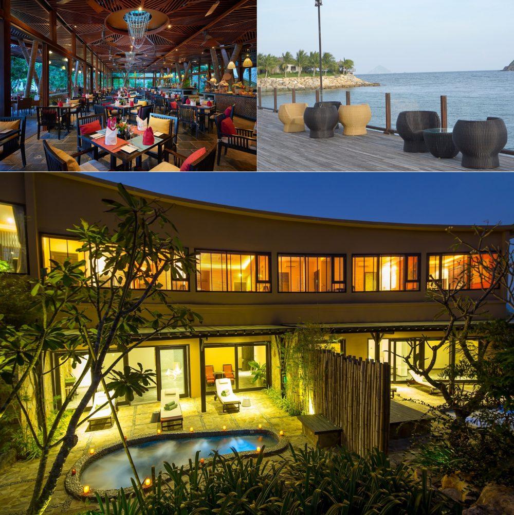 Chú thích ảnh: Facebook Amiana Resort Nha Trang