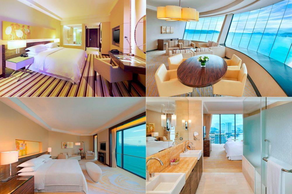 khách sạn đẹp ở nha trang: Sheraton Nha Trang Hotel & Spa