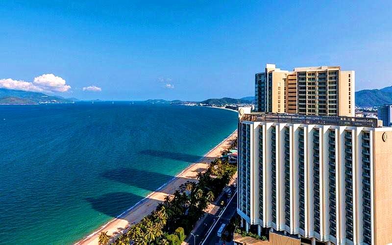 InterContinental, khách sạn đẹp ở Nha Trang