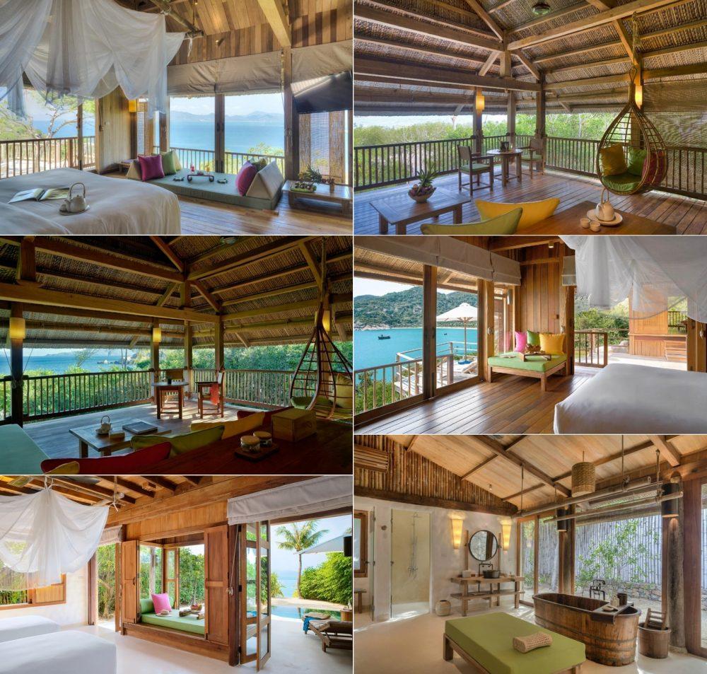 Khách sạn đẹp ở Nha Trang: Six Senses
