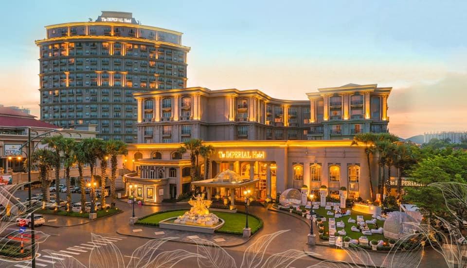 The Imperial Hotel, khách sạn đẹp ở Vũng Tàu