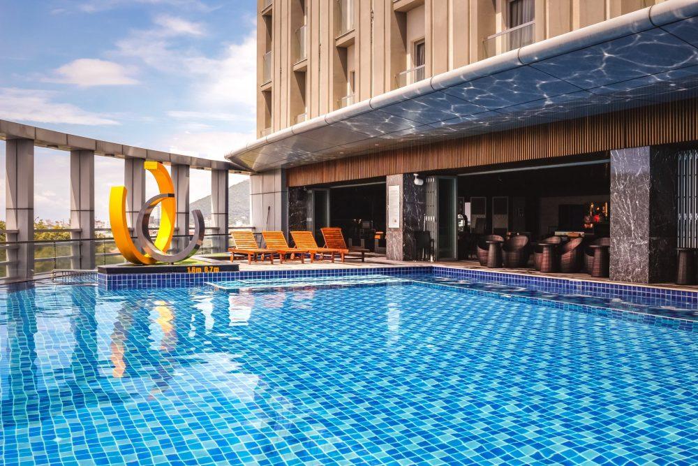 khách sạn đẹp ở vũng tàu: The Malibu Hotel