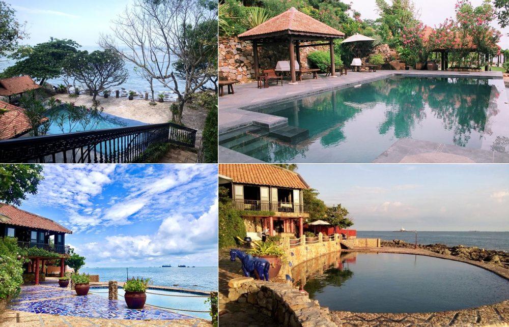 khách sạn đẹp ở vũng tàu: Bình An Village