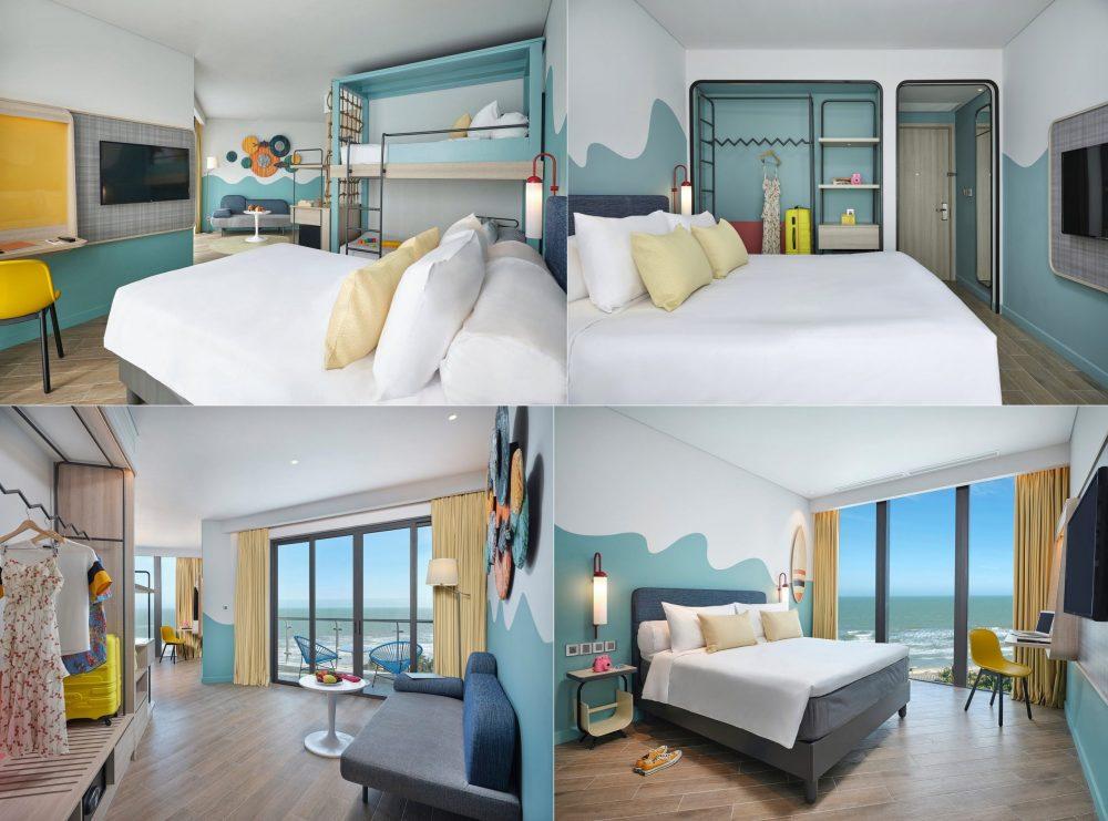 ibis Styles Vung Tau Hotel, khách sạn đẹp ở vũng tàu