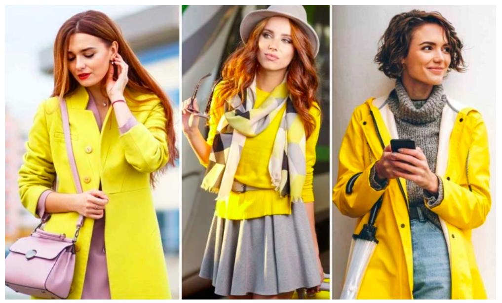 màu vàng kết hợp với màu gì thì đẹp