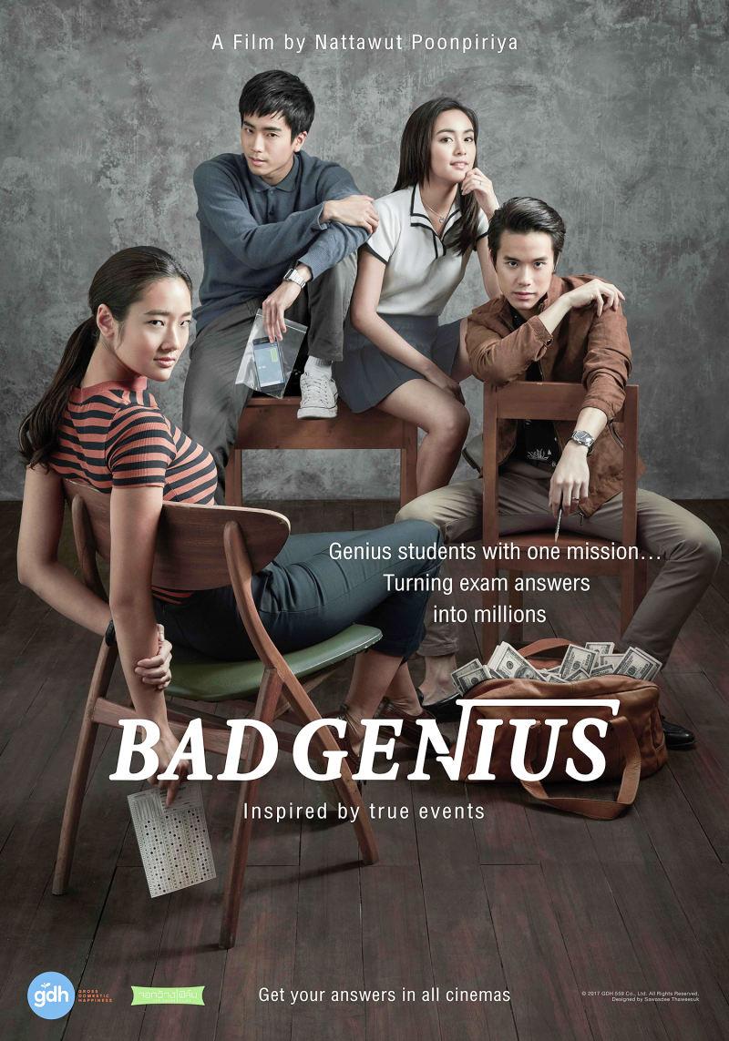 Bad Genius - Thiên tài bất hảo (2017)