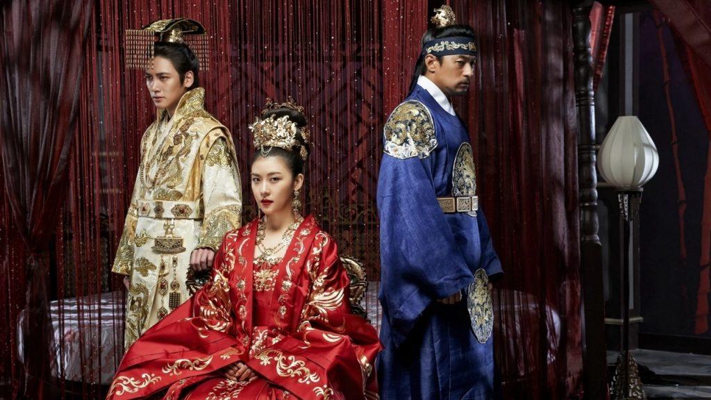 Phim của Ji Chang Wook: Hoàng hậu Ki