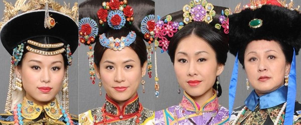 Phim hậu cung Trung Quốc hay nhất: Vạn Phụng Chi Vương (2011)