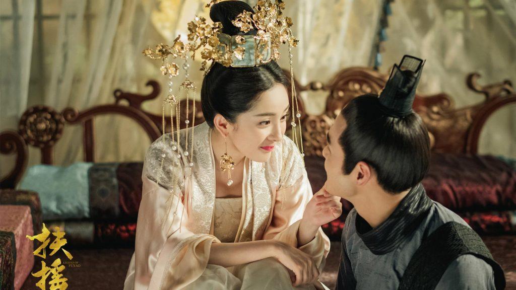Phim hay của Dương Mịch: Phù Dao hoàng hậu (2018)