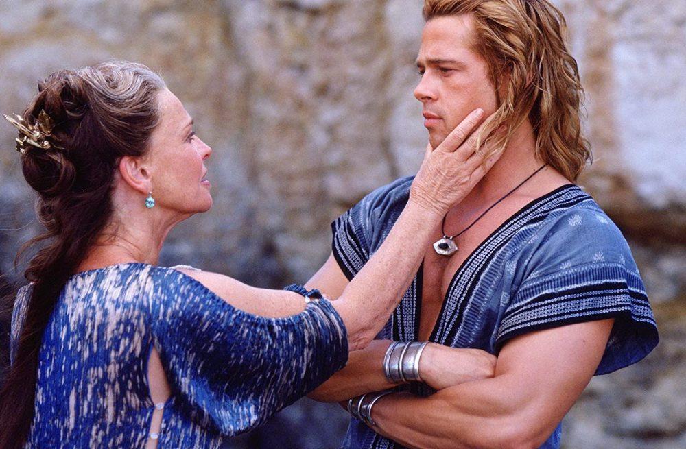 Phim hay về thần thoại Hy Lạp: Troy - Người hùng thành Troy (2004)