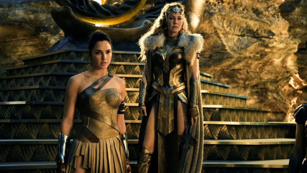 Wonder Woman - Nữ thần chiến binh (2017)