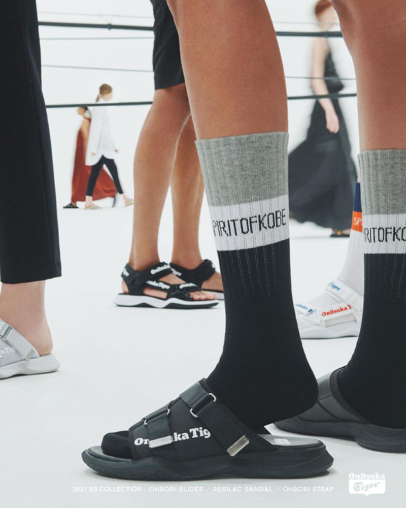 3 mẫu dép sandal Onitsuka Tiger cho người mê phong cách streetwear 6