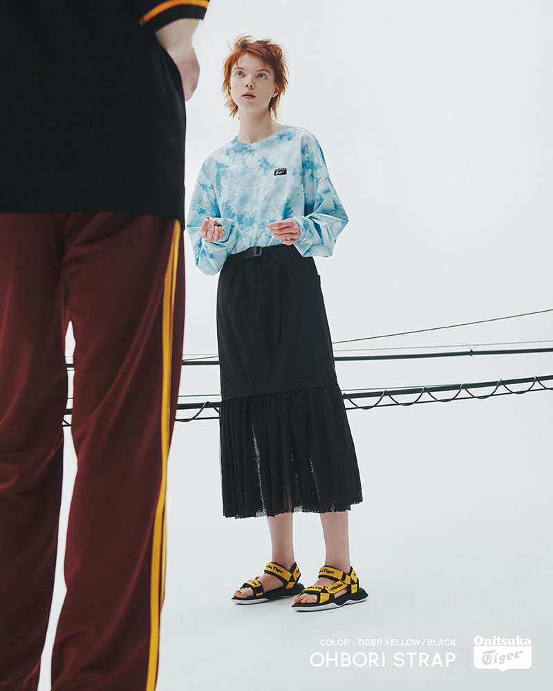 3 mẫu dép sandal Onitsuka Tiger cho người mê phong cách streetwear 3