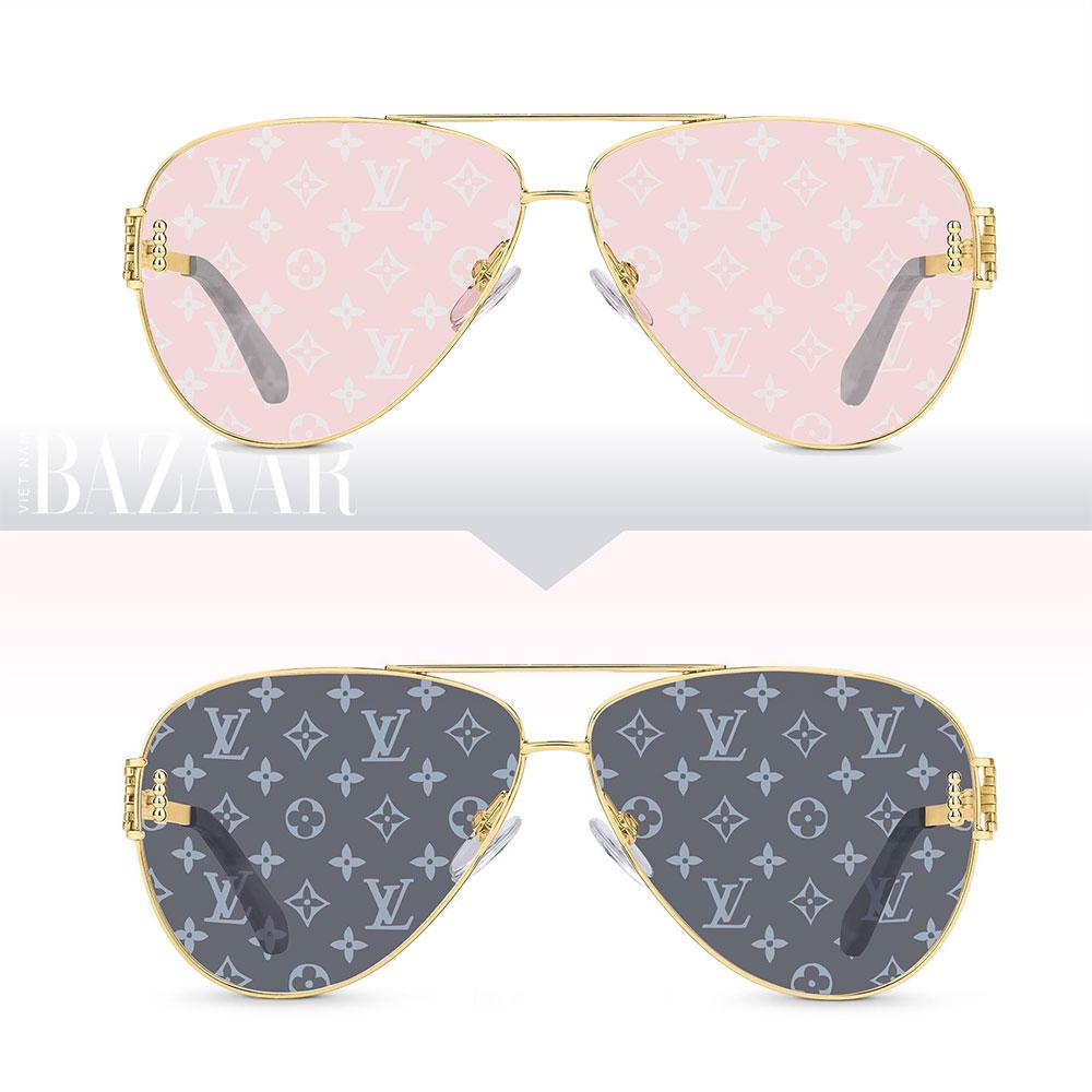 6 mắt kính, trang sức logomania hot nhất từ Louis Vuitton mùa hè 2021 5