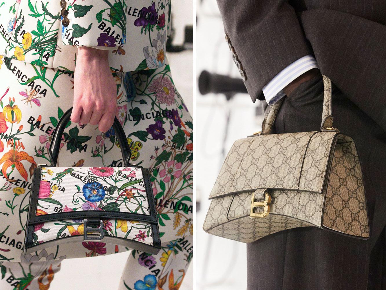 Những phụ kiện, túi xách hot nhất từ BST Aria mà Gucci bắt tay cùng Balenciaga