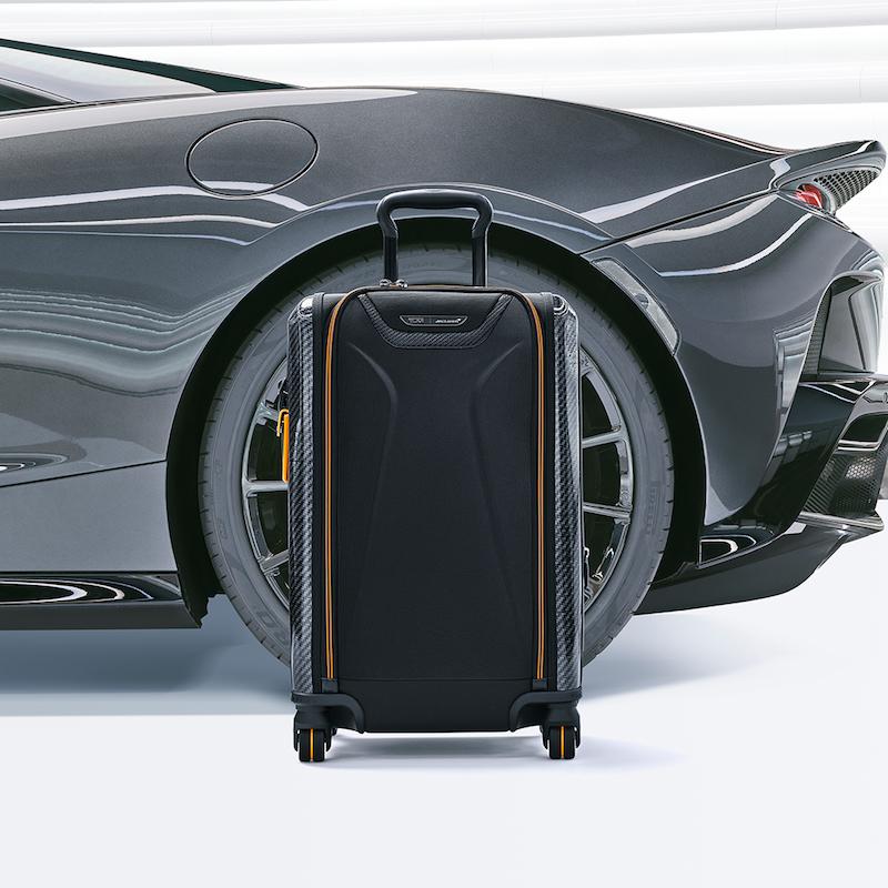 Tumi ra mắt bộ sưu tập hành lý lấy cảm hứng từ siêu xe McLaren   2