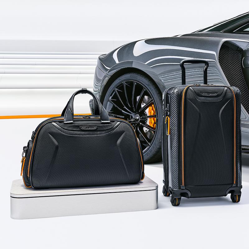 Tumi ra mắt bộ sưu tập hành lý lấy cảm hứng từ siêu xe McLaren   3