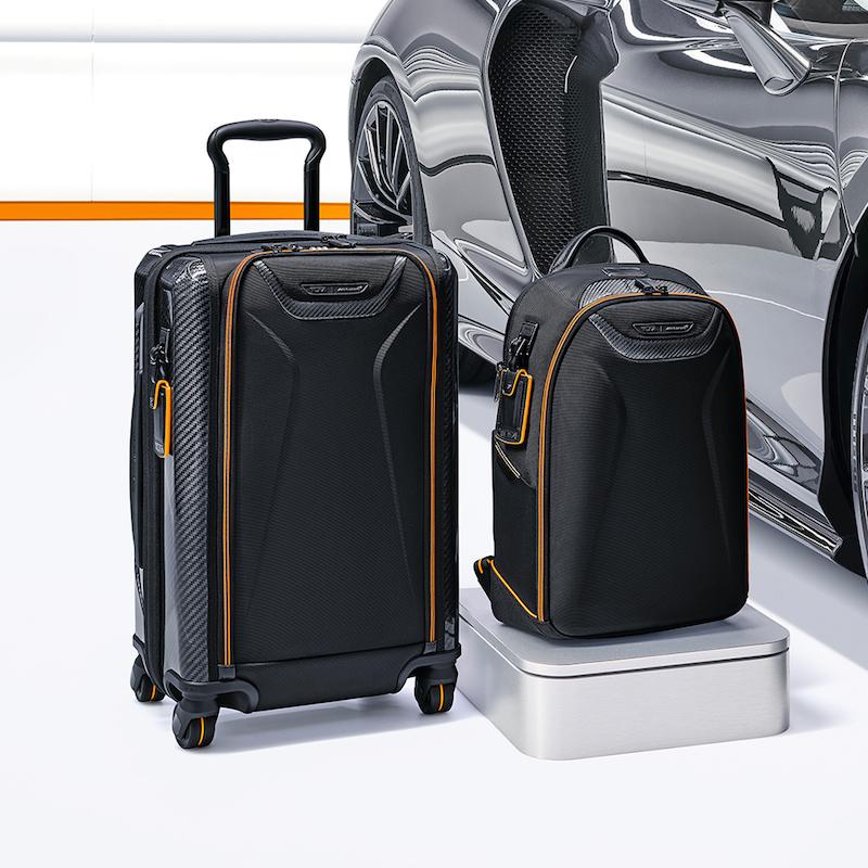 Tumi ra mắt bộ sưu tập hành lý lấy cảm hứng từ siêu xe McLaren   4