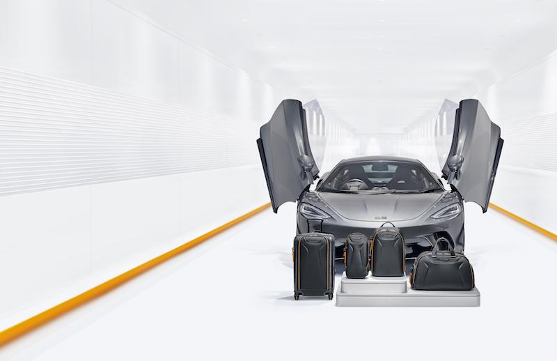 Tumi ra mắt bộ sưu tập hành lý lấy cảm hứng từ siêu xe McLaren   6