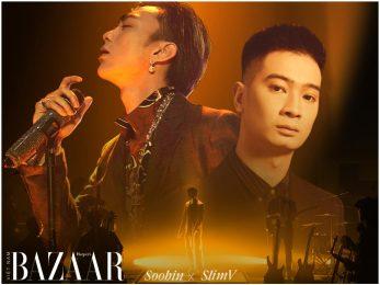 SlimV và Soobin thử nghiệm với phong cách âm nhạc mới qua The Playah