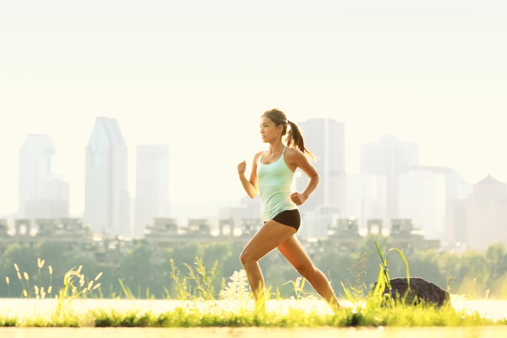 Bài tập giảm mỡ bắp chân: Chạy bền