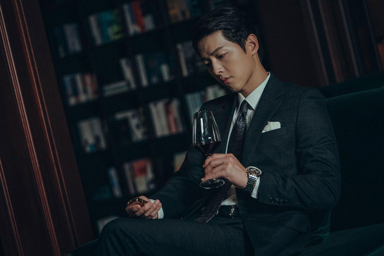 Bộ phim Hàn Quốc có rating cao Vincenzo