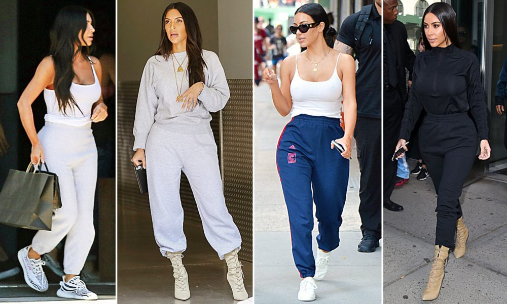 Jogger pants with all kinds of shirts