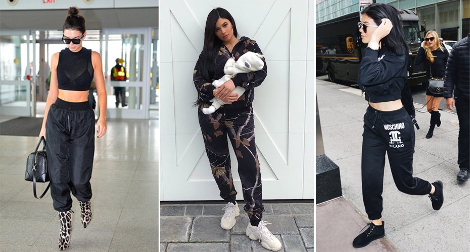 How to mix clothes with jogger pants - casual style