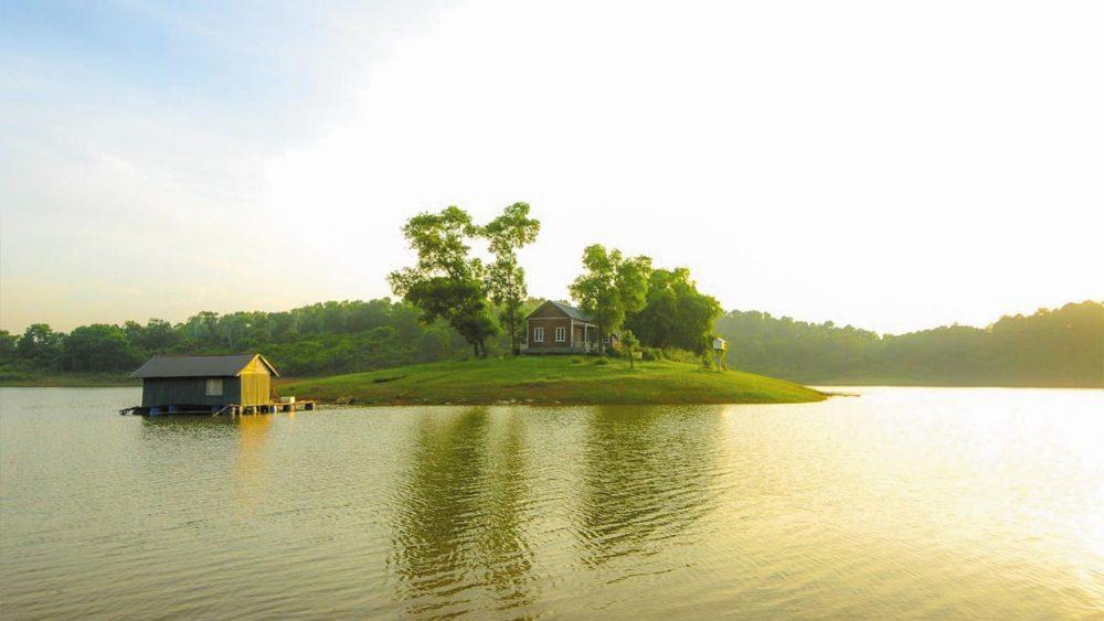 địa điểm du lịch gần Hà Nội trong 1 ngày: đồng mô