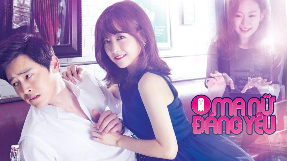 Ma nữ đáng yêu - Oh My Ghost (2015), phim của Park Bo Young