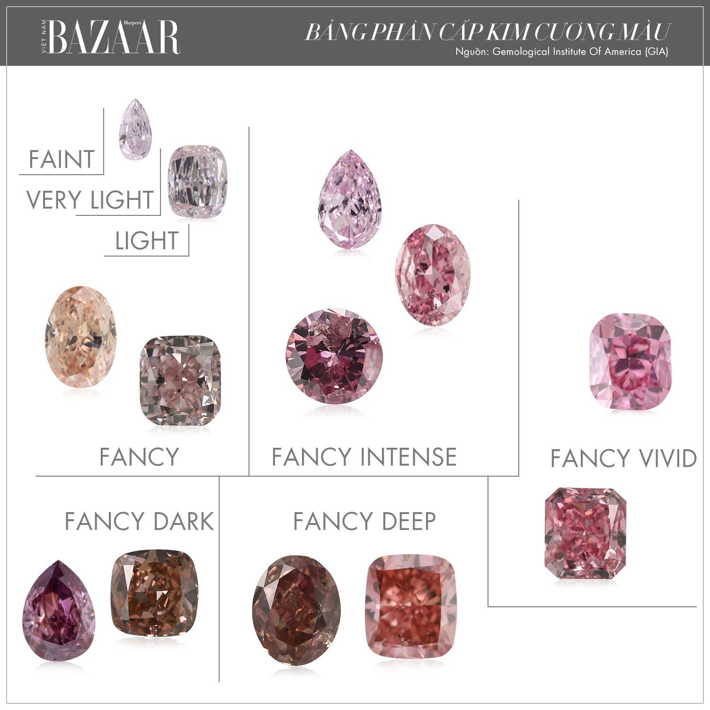 Kim cương màu fancy: Màu nào quý hiếm, đáng đầu tư nhất? 9