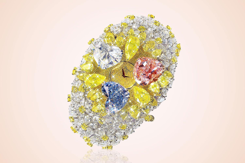 Kim cương màu fancy: Màu nào quý hiếm, đáng đầu tư nhất? 8