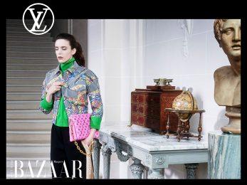 Louis Vuitton Pre-Fall 2021: Những viên vitamin vui vẻ