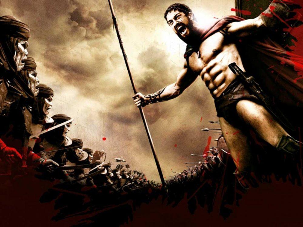 Những bộ phim dựa trên câu chuyện có thật: 300 chiến binh
