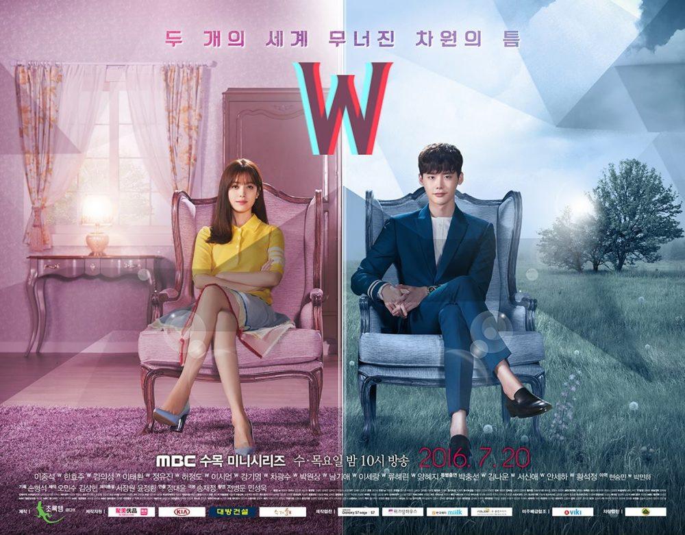 Phim Hàn Quốc xuyên không:Hai thế giới