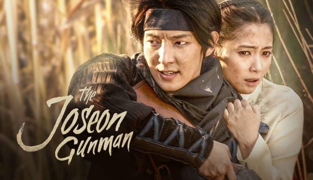 Phim Lee Jun Ki đóng: Tay súng Joseon