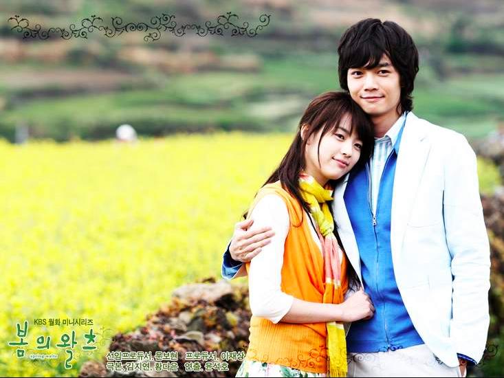 Phim của Han Hyo Joo:Điệu valse mùa xuân