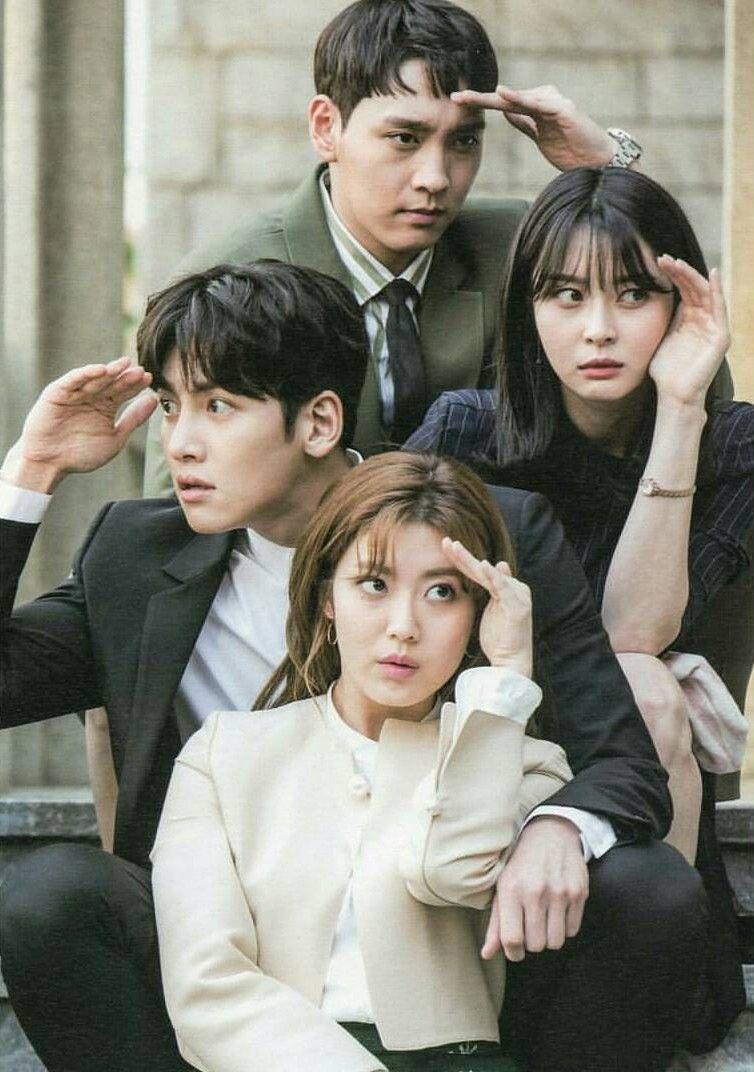 Đối tác đáng ngờ - Suspicious Partner (2017),phim của Ji Chang Wook