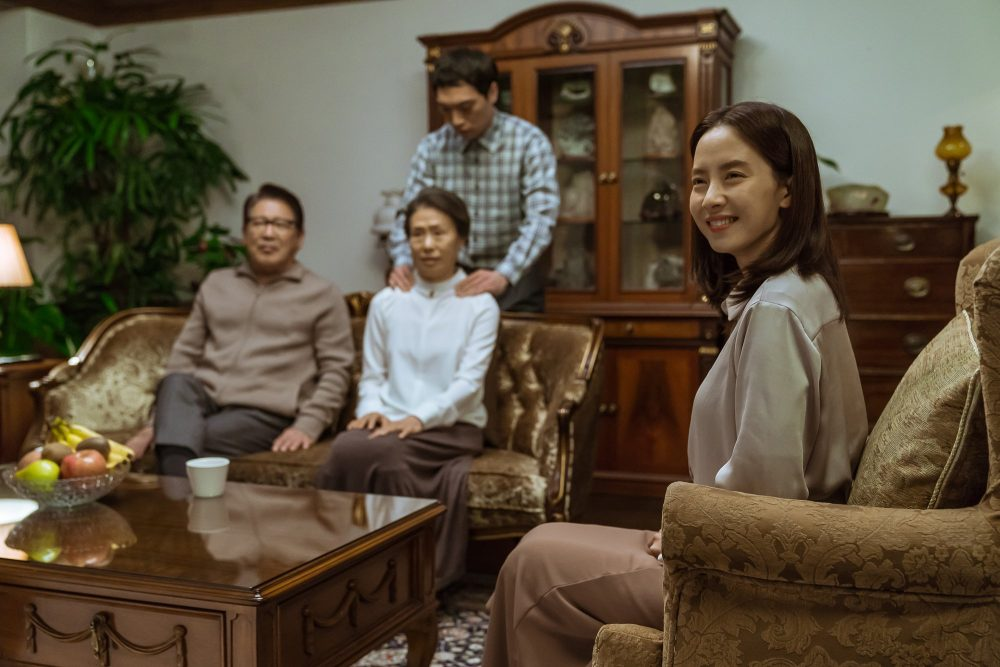 Phim của Song Ji Hyo:Kẻ xâm nhập