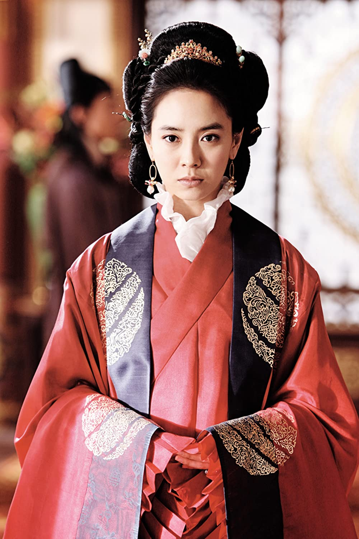 Phim của Song Ji Hyo:Sương hoa điếm