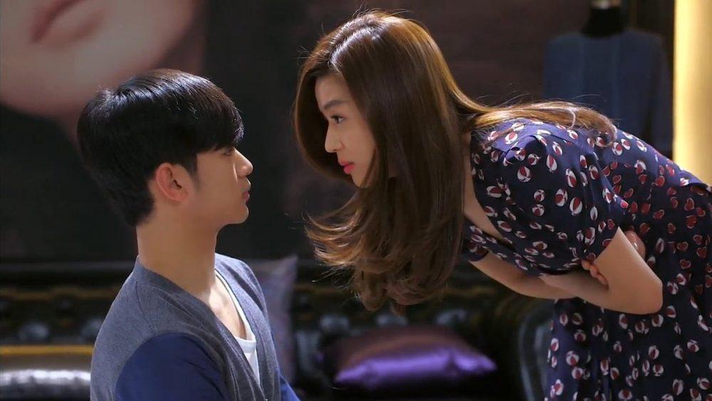 kim soo hyun vì sao đưa anh tới