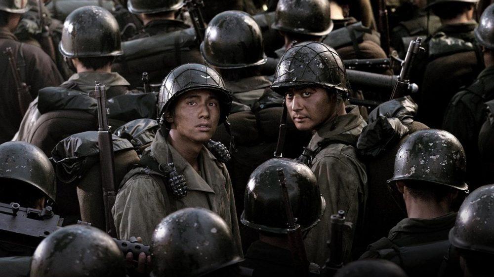 Phim của Jang Dong Gun: Cờ thái cực giương cao